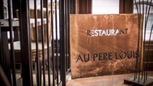 Présentation de l'équipe du restaurant et bar à vin au pere Louis proche du Jardin du Luxembourg à Paris 6